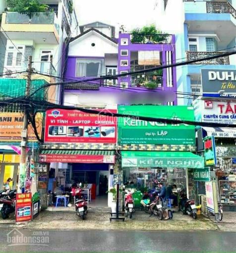 Bán cặp mặt tiền Đường Văn Cao, P Phú Thạnh DT 8mx20m 3 lầu giá 27.5 tỷ ảnh 0