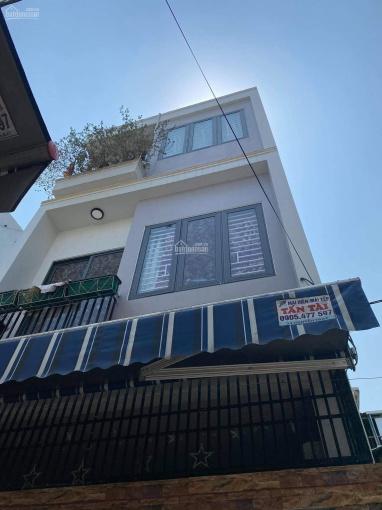 Chính chủ bán nhà 3 tầng đẹp 2 mặt kiệt ô tô Ông Ích Khiêm, gần Đinh Tiên Hoàng, Hải Châu ảnh 0