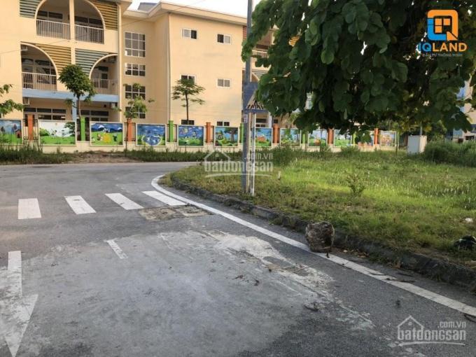 Bán đất 117m2 tái định cư Tiên Dược, Sóc Sơn, Hà Nội. Đường rộng 10m + vỉa hè 3m ảnh 0