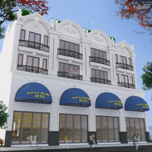 Mở bán siêu phẩm 4 lô shophouse tại KĐT Lê Hồng phong 1 nhanh tay sở hữu, LH 0989271926 ảnh 0