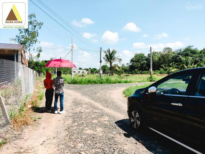 Đất nền đầu tư - kinh doanh ngay cụm KCN Tân Hội, thị trấn Tân Châu ảnh 0