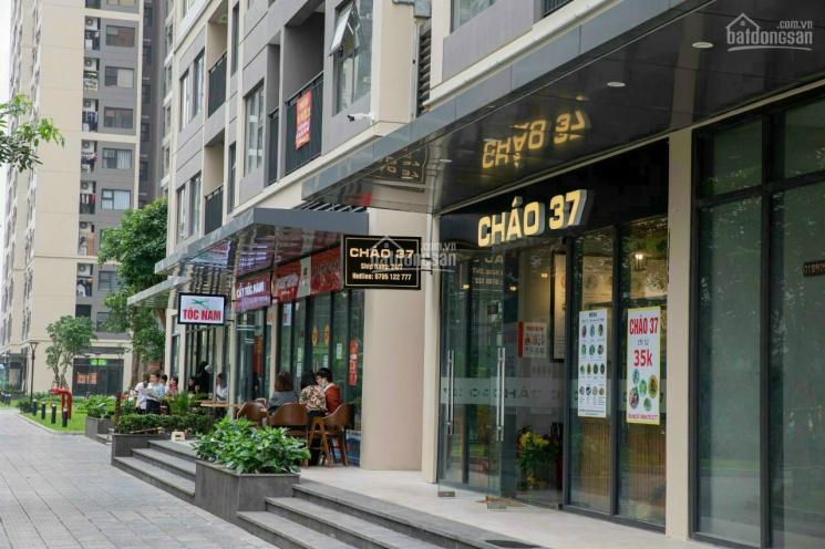 Bán shophouse 2 tầng tại KDT Vinhomes Smart City, phường Tây Mỗ, Nam Từ Liêm, Hà Nội ảnh 0