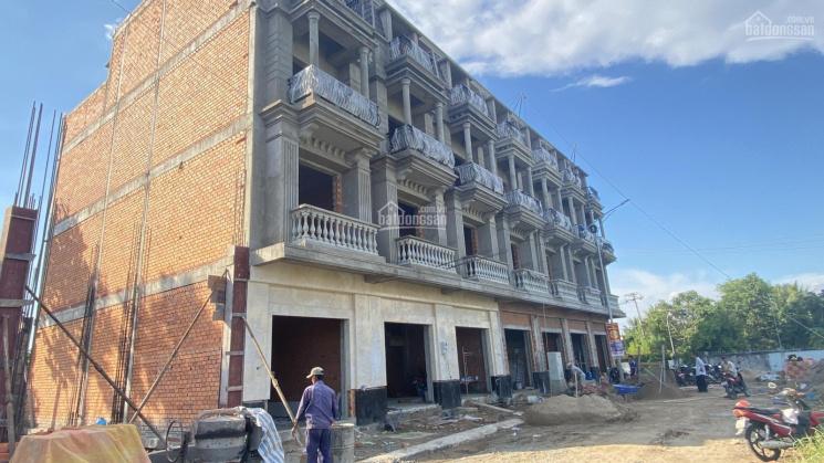 Nhà mặt tiền Ngô Quyền, chợ Bình Minh, căn duy nhất tại chợ Bình Minh ảnh 0