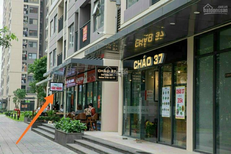 Cần vốn bán gấp Shophouse chân đế Vinhomes smart city, Tây Mỗ 120m2, giá chỉ 75tr/m2 ảnh 0