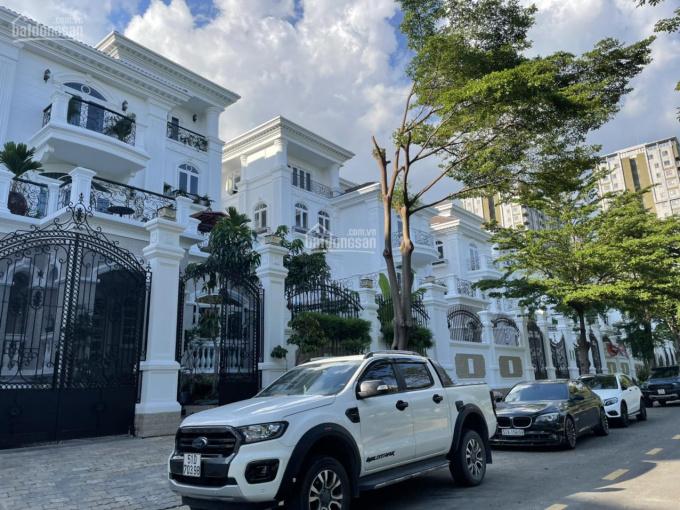 Bán căn biệt thự Cityland Nguyễn Thị Thập, gần BigC DT 220m2, DTSD 650m2 giá 33 tỷ ảnh 0