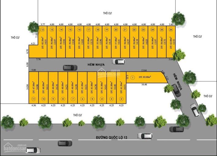 Gấp gấp nhà mới 100% cách Quốc lộ 13 chỉ 30m nhà phố đồng bộ an ninh nội khu 3 lầu ảnh 0