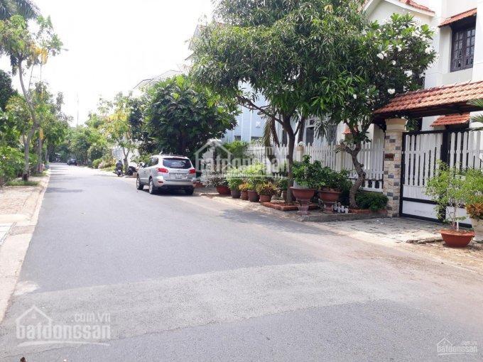 Bán đất nền góc 2 mặt tiền đường Thị trấn Tân Túc, Bình Chánh - Hướng Tây Bắc, giá 3 tỷ 800 triệu ảnh 0