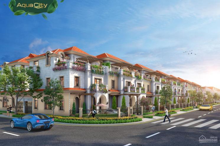 Bán biệt thự đơn lập (18x20m) 360m2 (căn góc) view sông Đảo Phượng Hoàng, Aqua City. LH: 0902622279 ảnh 0