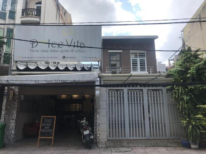 Cần bán nhà MT Nguyễn Cừ, Thảo Điền, Quận 2, DT 4x25m (103.4m2) 2 T, 17.6 tỷ 0903434050 ảnh 0