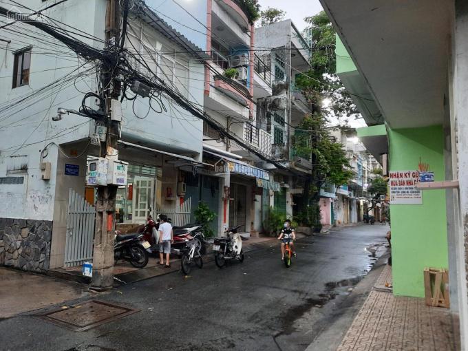 Bán nhà HXH đường 52 Minh Phụng, P2, Q11. DT: 36m2, trệt + 1lầu ảnh 0