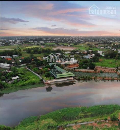 Bán 7698 m2 đất mặt tiền thị trấn Cần Giuộc. Giáp ranh Nhà Bè - Bình Chánh TPHCM ảnh 0