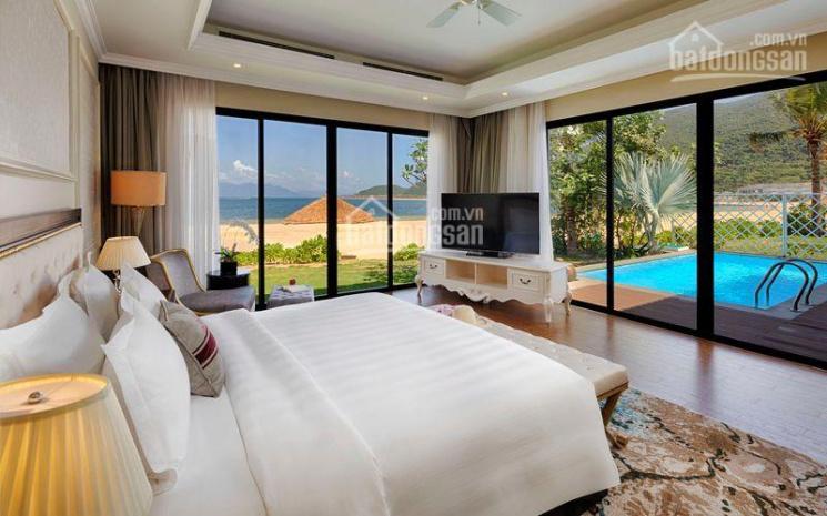 Biệt thự Vinpearl Nha Trang mặt biển siêu VIP giá chỉ còn 23 tỷ! (Giảm 3 tỷ) ảnh 0