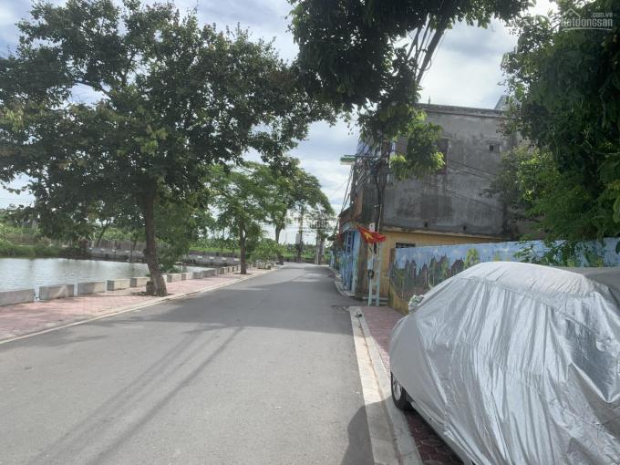 Bán 56m2 lô góc gần hồ bìa làng Đại Bản - Phú Thị - Gia Lâm ảnh 0