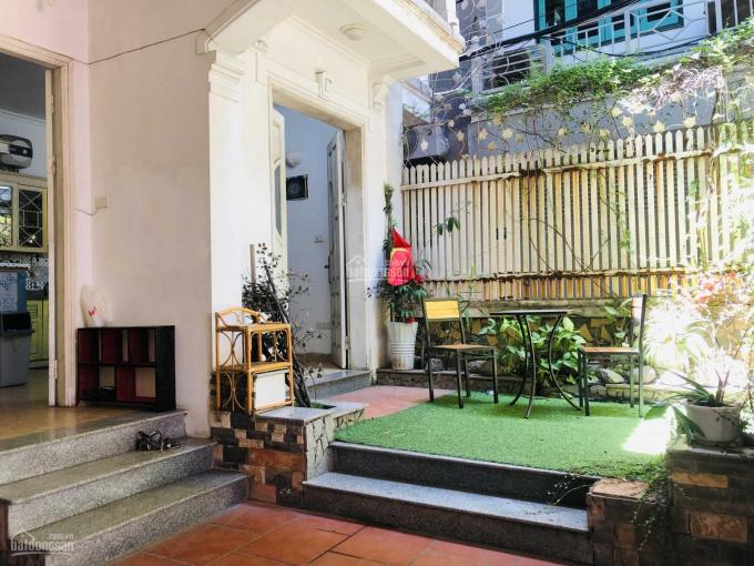 Cho thuê nhà riêng có sân vườn gồm 5 phòng ngủ ngõ 278 Nghi Tàm, Tây Hồ, Hà Nội ảnh 0