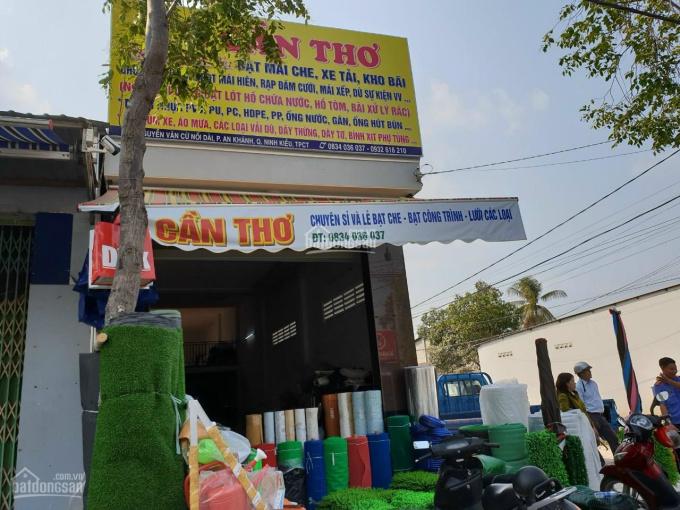 Bán nhà mặt tiền đường Nguyễn Văn Cừ nối dài - nhà 1 trệt 1 lửng - diện tích 4,5 nở hậu L 6,9 25.5m ảnh 0