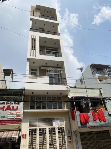 MT Nguyễn Cửu Đàm, DT 4.2x20m, 3 lầu, sân thượng, 8 phòng ngủ, 9WC. Giá 12.5 tỷ ảnh 0