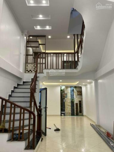 Nhà gần đường lớn ngõ thông thoáng không ngoặt Mậu Lương 38m2*4PN, mặt tiền 3.65m, về ở ngay ảnh 0