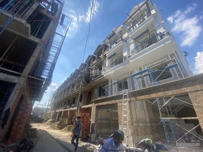 Trả trước 1tỷ900 triệu nhận nhà ở ngay - nội khu đồng bộ 3 lầu 26 căn - ngay sát mặt tiền QL13..! ảnh 0