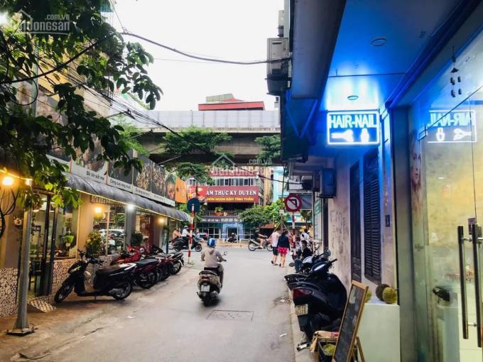 Bán nhà Yên Lãng, Đống Đa 45m2, 6 tầng thông sàn đang cho thuê 50tr giá 10 tỷ LH: 0343343353 ảnh 0