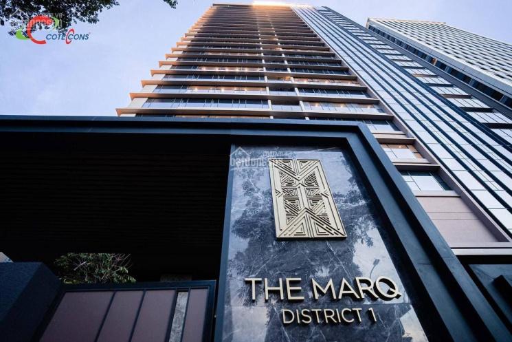 Căn hộ trung tâm 4 phòng ngủ đẹp nhất The Marq Q.1 ảnh 0