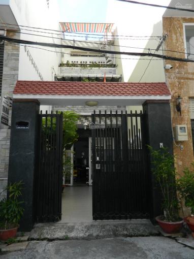 Bán nhà 2 mặt tiền hẻm khu trung tâm Quận Tân Phú, DT 4m x 29m - 1 trệt, 2 lầu - giá tốt 15.5 tỷ ảnh 0