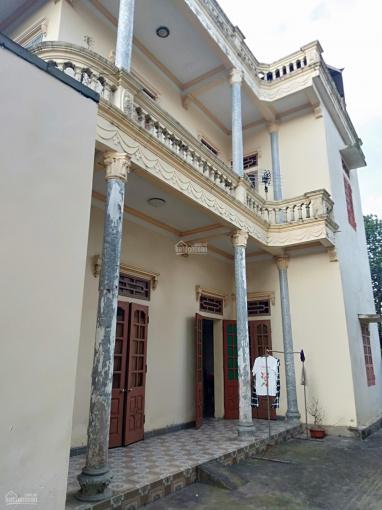 Chính chủ bán nhà 2 tầng mặt tiền quốc lộ 56 tại xã Kim Thái, huyện Vụ Bản Nam Định ảnh 0