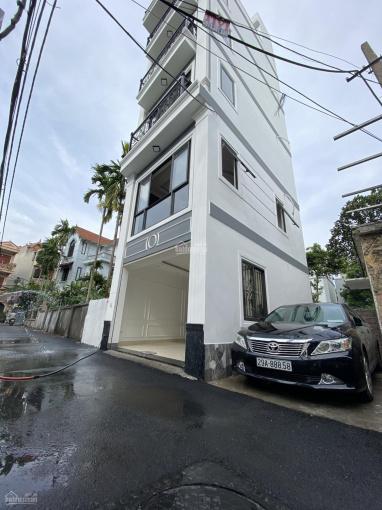 Bán nhà chính chủ Ngọc Thụy 46,5m2, 6 tầng, 2 mặt thoáng, hướng Tây Bắc,giá 5,65 tỷ,lhcc 0988714909 ảnh 0