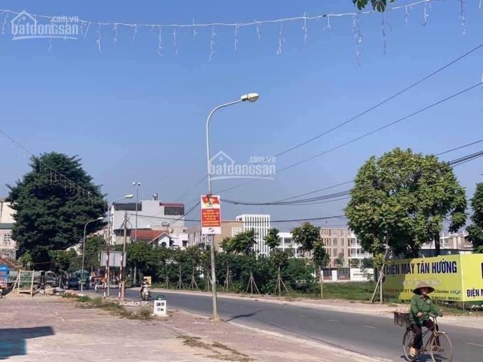 Đất trung tâm đô thị, thị trấn Quốc Oai, huyện Quốc Oai, diện tích 120m2, đấu giá DG06 ảnh 0