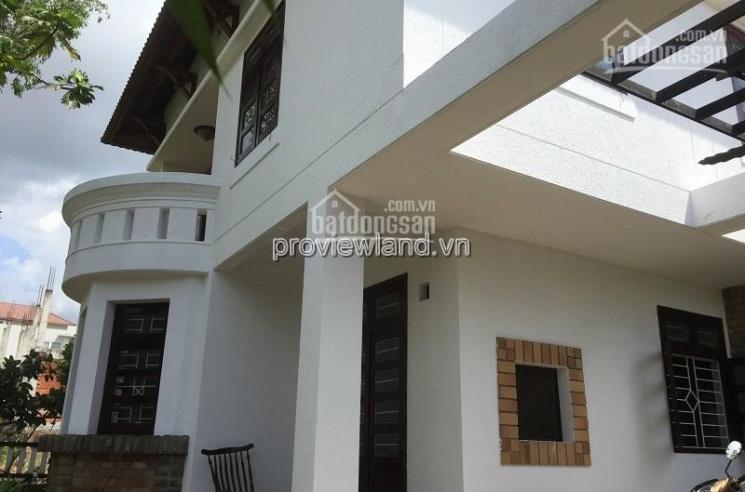 Cho thuê Biệt thự Thảo Điền 382m2, 1 trệt 1 lầu 4 phòng ngủ
