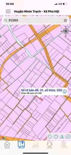 Đất nền 7x40m, đường bê tông khu vực nhà vườn mát mẻ đầu tư sinh lợi cao ảnh 0