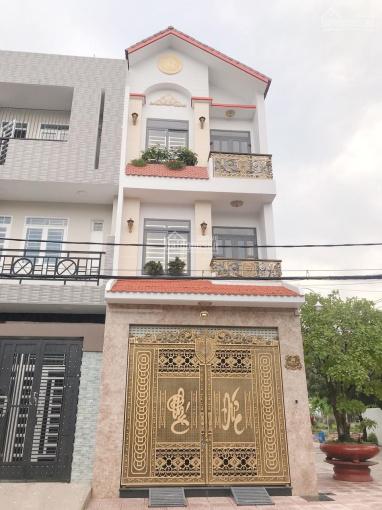 Nhà 3 tầng siêu đẹp gần ngay Chợ Thủ Đức đường Kha Vạn Cân - Linh Tây, DTS: 156m2, giá cực tốt ảnh 0