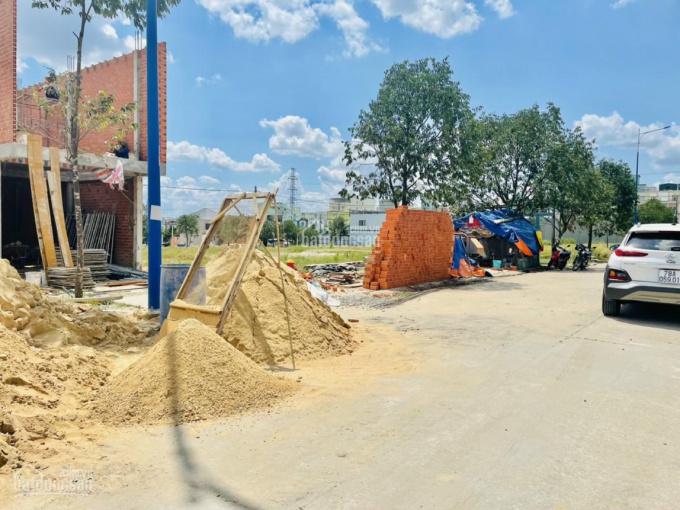 Bán đất nền phố chợ khu K - Mỹ phước 3 - Đã có sổ hồng - 12,5tr/m2 ảnh 0