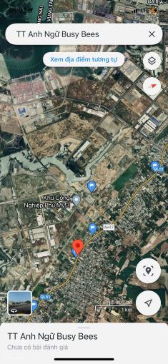 Bán 10 lô, cách QL51 20m, cảng Cái Mép Thị Vải 2km, giá 16tr/m2 = 1,9tỷ, gần UBND Phước Hoà ảnh 0