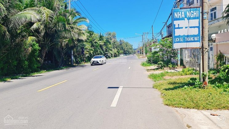 Bán đất thị trấn Phước Hải, Đất Đỏ, Bà Rịa Vũng Tàu, DT 100m2 full thổ cư ảnh 0
