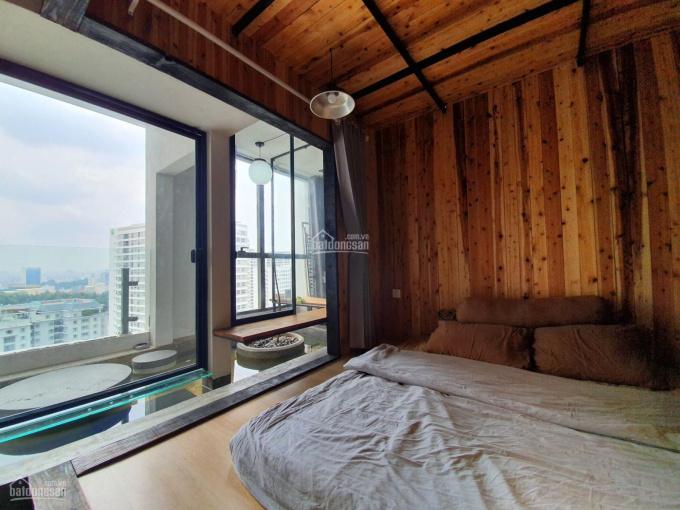Thiết kế độc đáo căn hộ cao cấp 74m 2PN nội thất đầy đủ, view thoáng, CC Garden Gate của Novaland ảnh 0