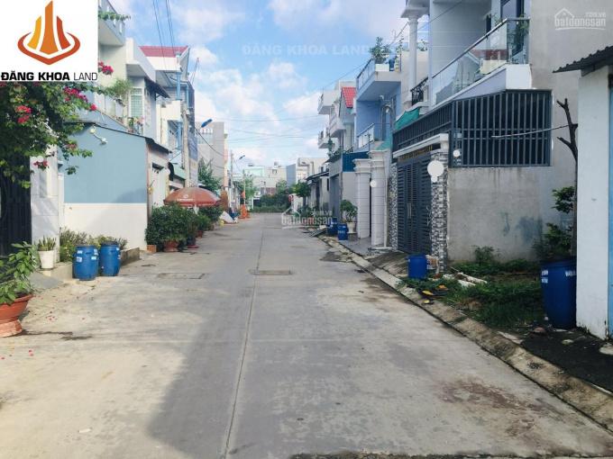 Bán 82m2 (5x16.5m) đất hẻm 8m đường 102, phường Tăng Nhơn Phú A, Thủ Đức, (Q9 cũ) ảnh 0