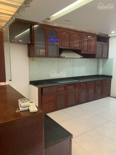 Cho thuê nhà MT Nguyễn Thượng Hiền, Bình Thạnh, nhà mới sơn sửa trệt, lửng 2 lầu sân thượng ảnh 0