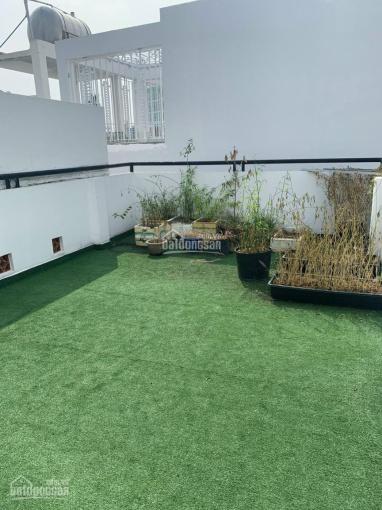 Cho thuê nhà MT Nguyễn Văn Đậu P11 Bình Thạnh. 4x18m trệt 3 lầu, trệt trống suốt giá 23 triệu/tháng ảnh 0