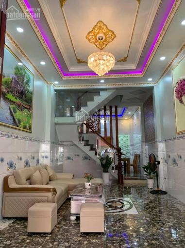 Bán gấp nhà HXH Hồ Đắc Di, Quận Tân Phú, Dt 40m2, giá 3.5 tỷ ảnh 0