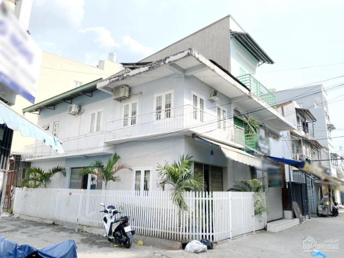 Nhà (4*12m, vuông vức) 2 mặt hẻm ôtô Dương Bá Trạc, P. 1, Q. 8 ảnh 0