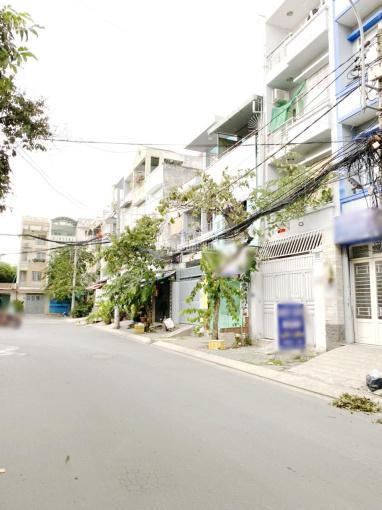 Nhà (4*15m, 3 lầu) mặt tiền đường nội bộ Cao Lỗ thông Phạm Hùng P4 Q8 ảnh 0