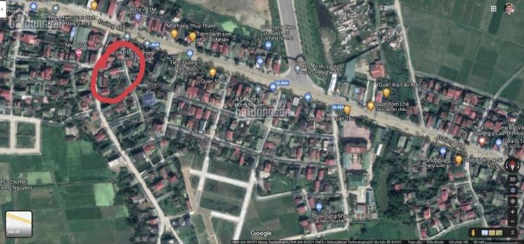Bán đất khối 9 (15 cũ) thị trấn Hưng Nguyên ảnh 0