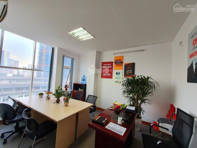 Cho thuê văn phòng cho 4 - 5 nhân viên giá 4 triệu/th full NT, miễn phí dịch vụ KV Duy Tân, CG ảnh 0