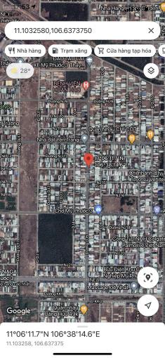 Cần bán gấp nhà MT DJ5, ngay Mỹ Phước 3 - Bến Cát - BD; DT 10x30m xây 2 tầng, đang thu nhập 25tr/th