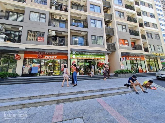 Bán shophouse chân đế vị trí siêu đẹp mặt sảnh S1.05 Vinhomes Smart City, Tây Mỗ diện tích 120m2 ảnh 0
