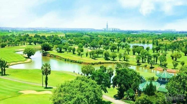 Đất nền sổ đỏ trong sân Golf Long Thành, cam kết giá gốc từ 18 tr/m2 không có giá khác