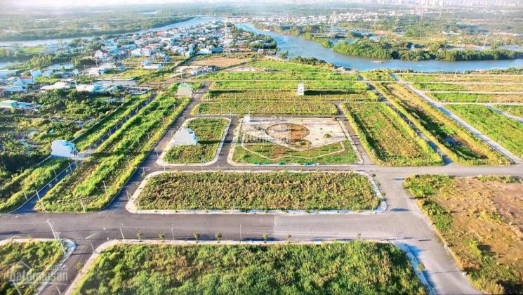 Cần bán gấp lô đất đường Lê Văn Lương 136m2 giá 3.1 tỷ, lô góc view công viên ảnh 0