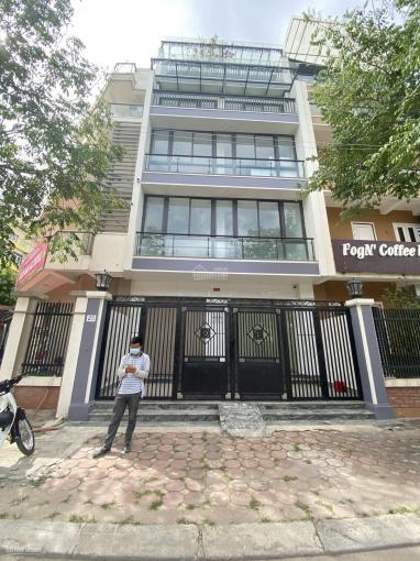 Cho thuê nhà khu đô thị Đồng Tàu Thịnh Liệt 90m2x4 tầng đẹp đắc địa ảnh 0