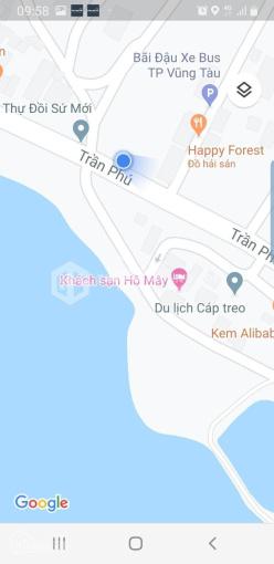 Bán đất mặt tiền Trần Phú, phù hợp lập dự án xây dựng resort, vị trí đắc địa, Phường 1, TP Vũng Tàu ảnh 0
