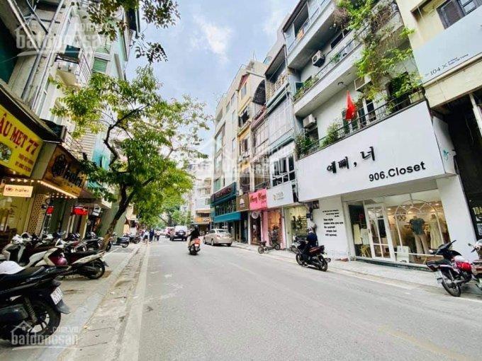 Mặt phố Triệu Việt Vương 33 m2 5 tầng MT 7.8 m ô tô tránh cho thuê 30 tr/th 25 tỷ Hai Bà Trưng ảnh 0